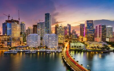 Brickell 2007 Vs. Brickell 2018 – See How Fast The Skyline Has Transformed