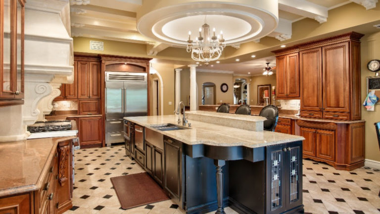 Give Your Kitchen a Cosmetic Update