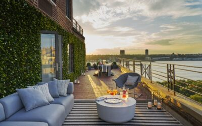 On the Market: Fall in Love with these Outdoor Terraces
