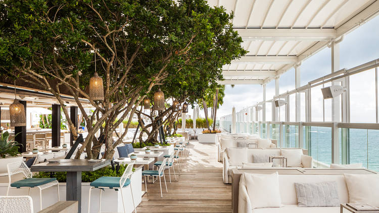 The best rooftop restaurants in Miami
