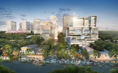 Transit-Oriented Magic City Innovation District To Begin Vertical Construction In Early 2022