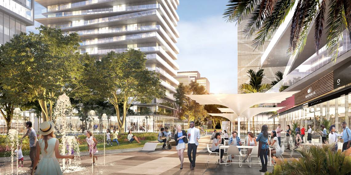 New renderings of Magic City Innovation District
