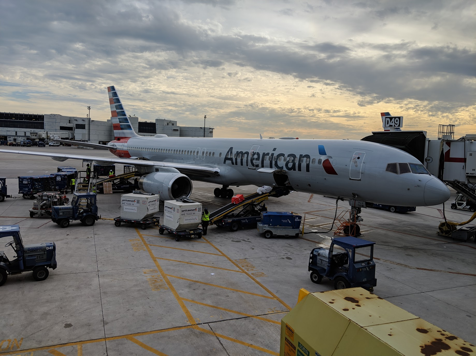 American Airlines Announces Big Increase in Service To MIA, With Up To 341 Daily Flights