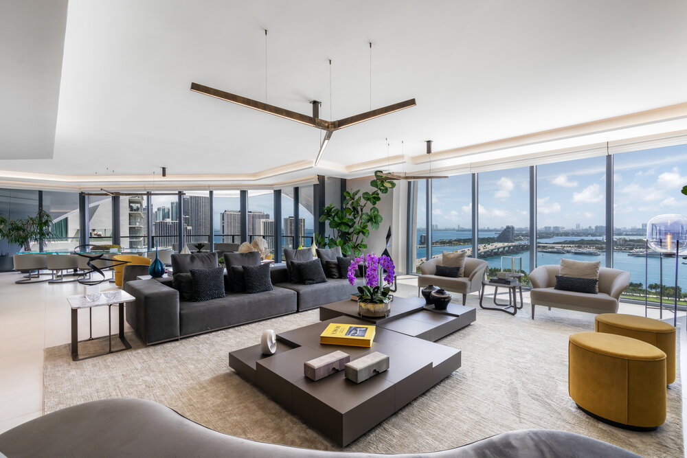 ULTRA-LUXE CONDO AT ONE THOUSAND MUSEUM SELLS FOR $7.2 MILLION IN CRYPTOCURRENCY ETHEREUM